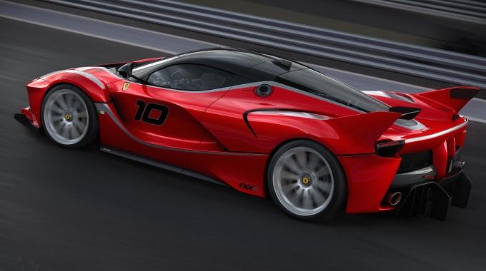 Aston Martin Vulcan, Ferrari Fxx K e McLaren P1 Gtr, le tre stelle del Salon Privé