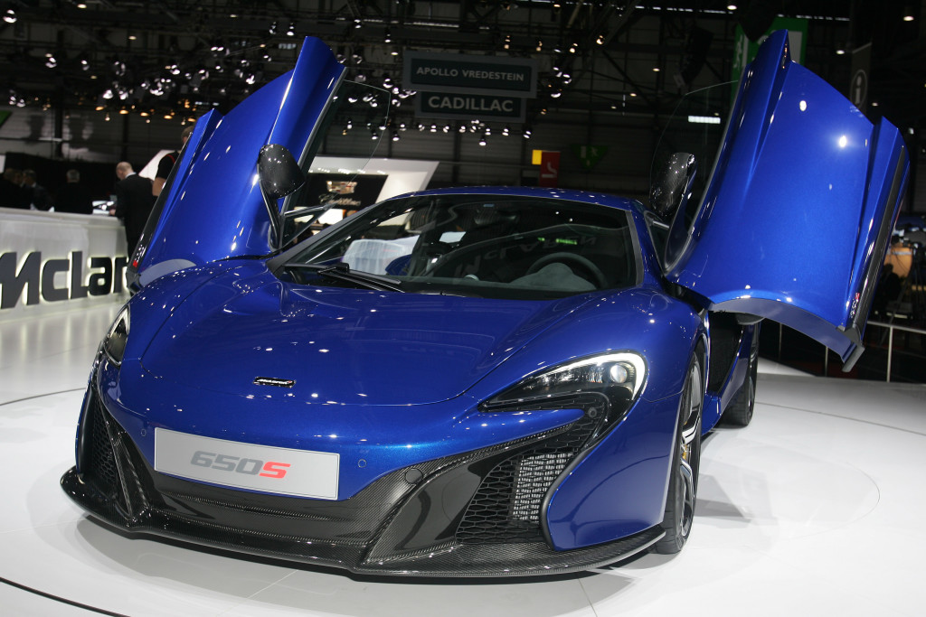 McLaren 650S, l'erede arriverà nel 2018