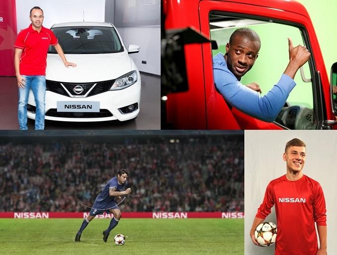 Nissan, il sodalizio con la Uefa Champions League durerà ancora tre anni