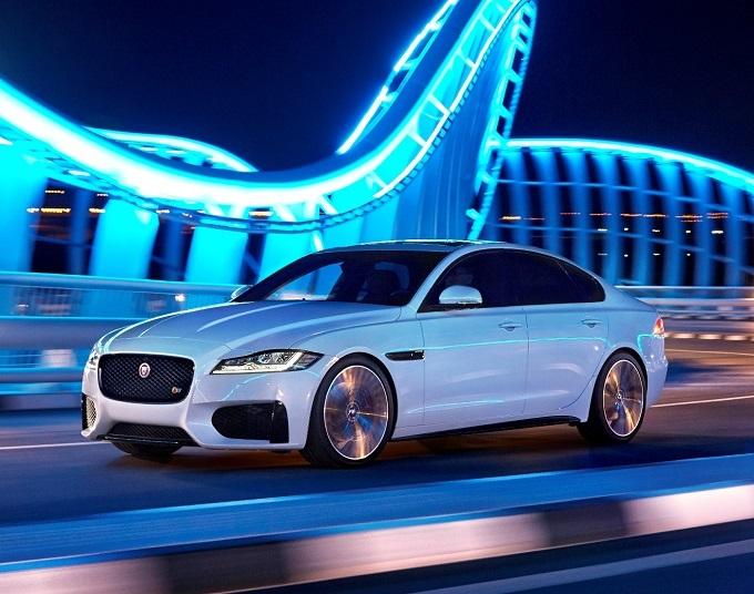 Nuova Jaguar XF, svelati i prezzi per il mercato britannico
