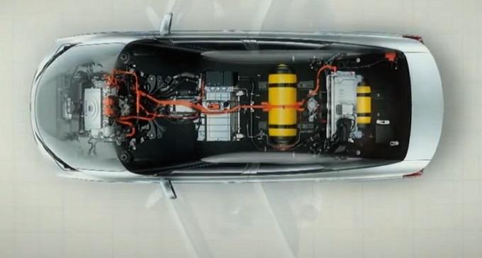 Toyota Mirai, tutto gira intorno al downsizing [VIDEO]