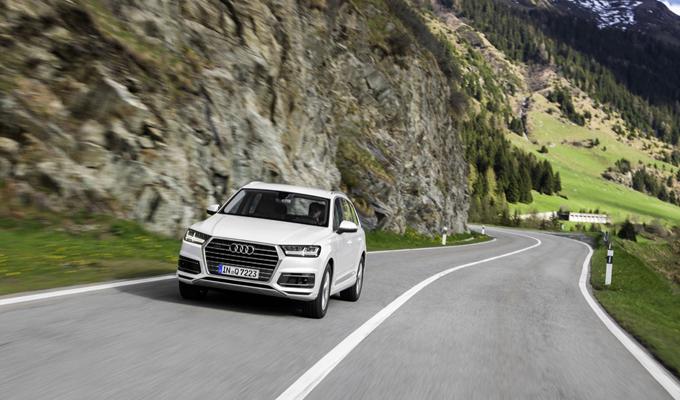 Audi Q7 MY 2015: il SUV degli Anelli ottiene cinque stelle Euro NCAP [VIDEO]