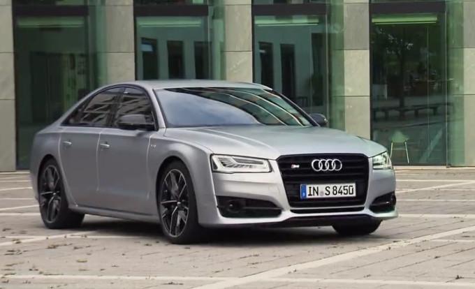 Nuova Audi S8 plus [Video]