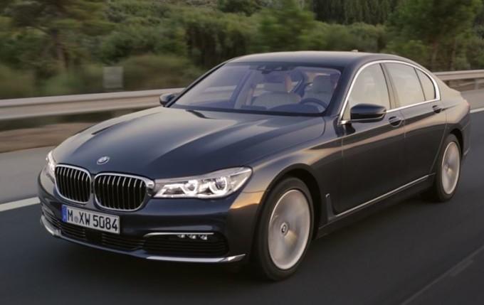 BMW Serie 7 MY 2016, il passo felpato del lusso si mescola al top dell'hi-tech [VIDEO]