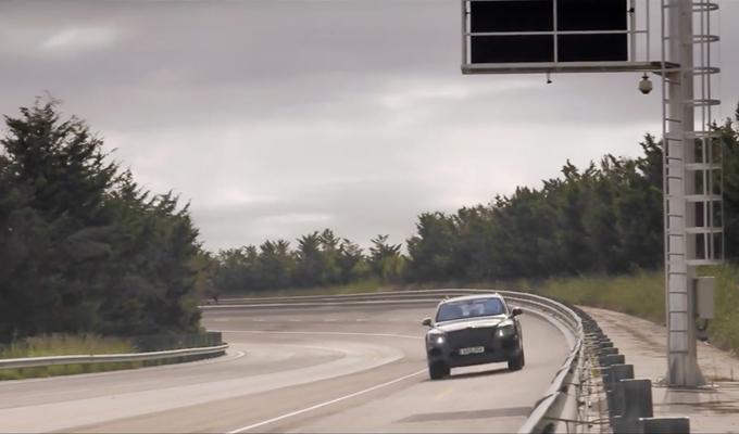 Bentley Bentayga: pura potenza avvolta in forme eleganti e generose [VIDEO]