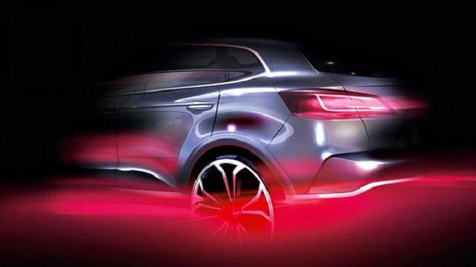 Borgward, nuova anticipazione TEASER del SUV che debutta al Salone di Francoforte 2015