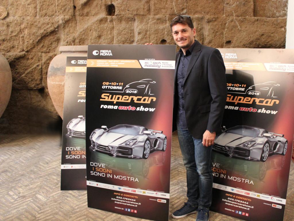 Supercar Roma Auto Show 2015, torna la tre giorni all'insegna delle auto da sogno
