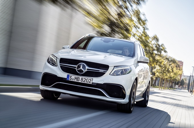 Mercedes: i SUV della Stella scendono in campo il 26 e 27 settembre