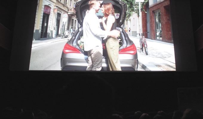 """Mercedes protagonista sul grande schermo nel cortometraggio """"L'Essenza"""""""