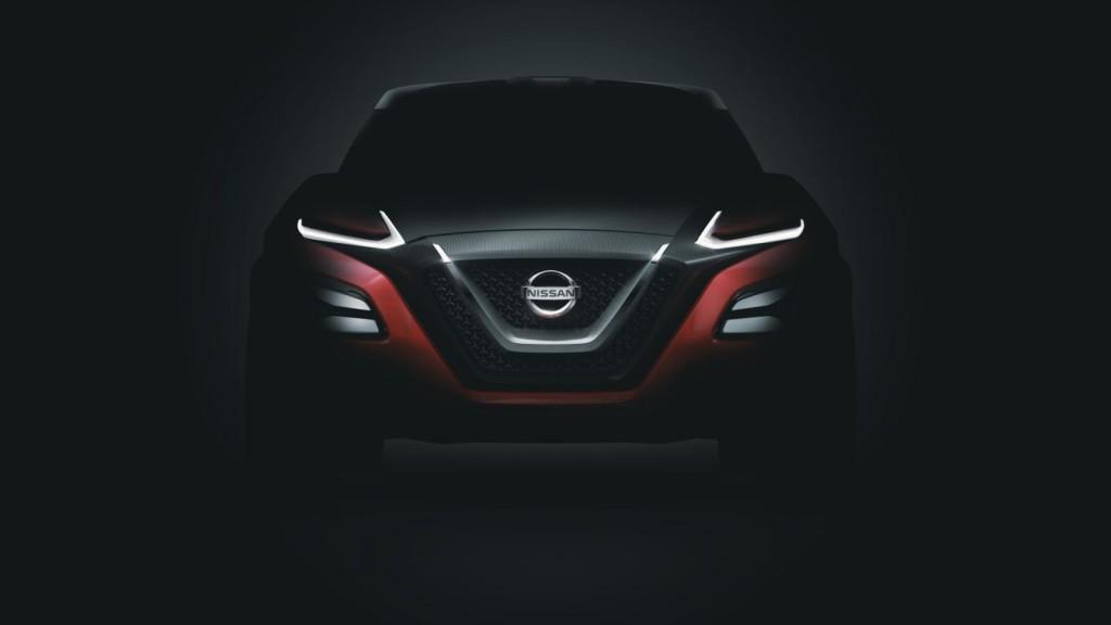 Nissan Gripz Concept, nuove anticipazioni sulla novità che debutterà a Francoforte [VIDEO TEASER]