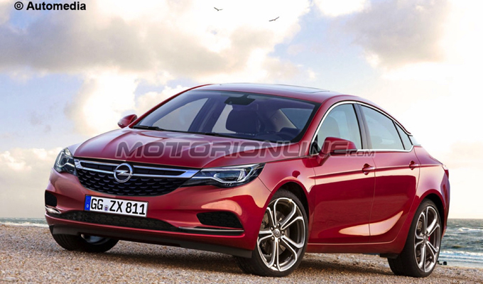 Opel Insignia MY 2017: la nuova generazione ispirata alla Monza Concept? [RENDERING]