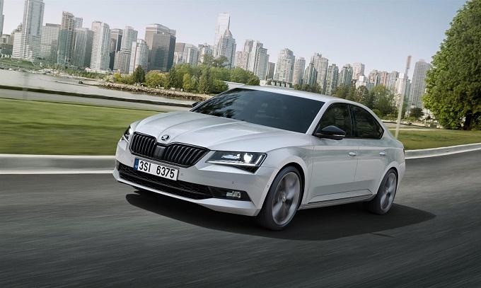 Škoda arriva a Francoforte con tanti modelli ricchi di carattere