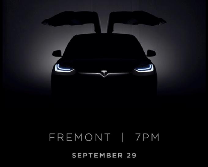 Tesla Model X, il momento del debutto del SUV elettrico è arrivato