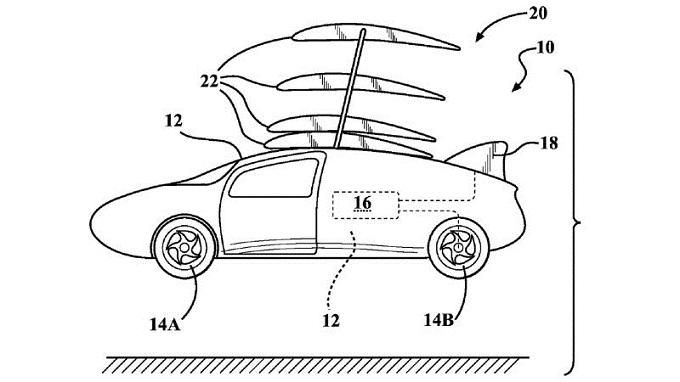 Toyota sarà il primo grande marchio ad avere un'auto volante?