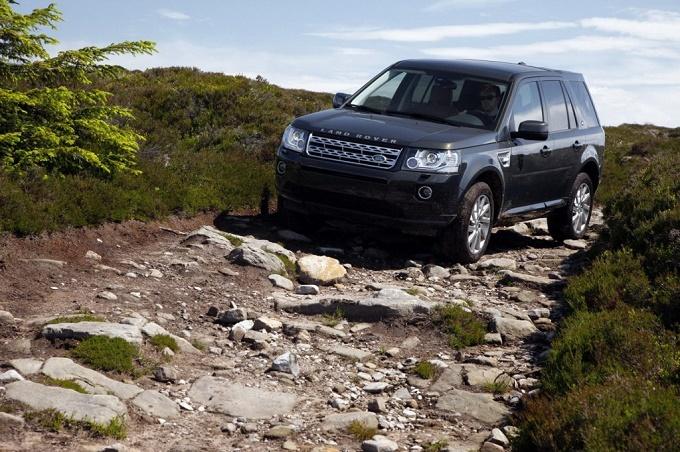 Tata svilupperà due nuovi SUV basati sull'attuale Land Rover Freelander