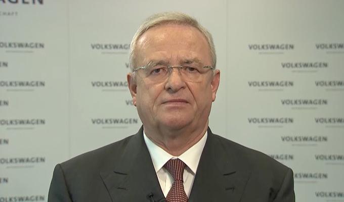 Dieselgate Volkswagen: Martin Winterkorn si è dimesso [VIDEO]