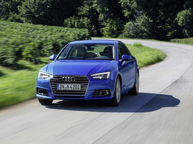 Nuova Audi A4 e Nuova Audi A4 Avant