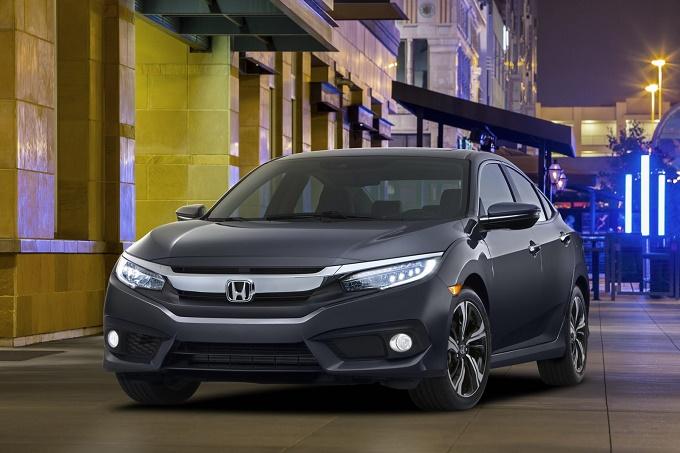Nuova Honda Civic, nel 2017 ci sarà lo sbarco in Europa