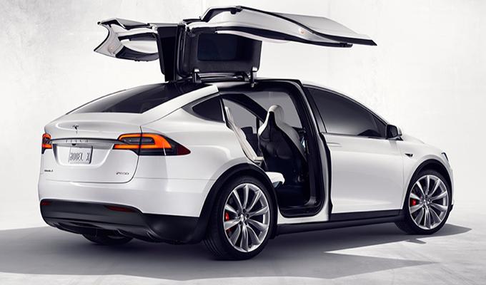 Tesla Model X - Configuratore