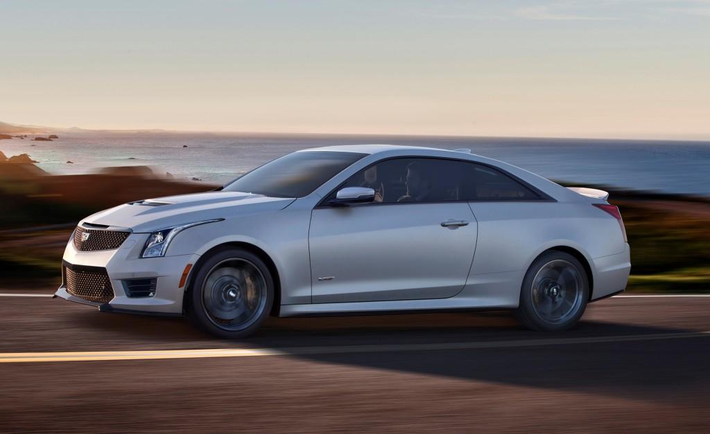 Cadillac ATS-V e CTS-V MY 2016: svelati i prezzi per l'Italia