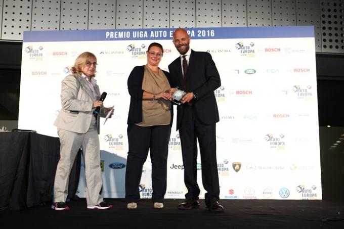 Auto Europa 2016: Mazda vince il premio speciale per il design