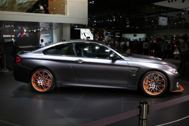 BMW M4 GTS - Tokyo Motor Show 2015 (2)