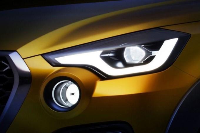 Datsun, immagine teaser del nuovo concept in arrivo al Salone di Tokyo 2015