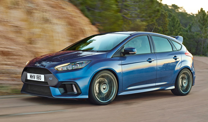 Ford Focus RS: continua il viaggio che ripercorre lo sviluppo [VIDEO]