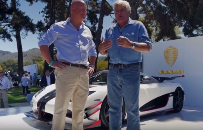 Jay Leno's Garage, lo showman americano torna in TV con tutta la sua passione per le auto d'epoca