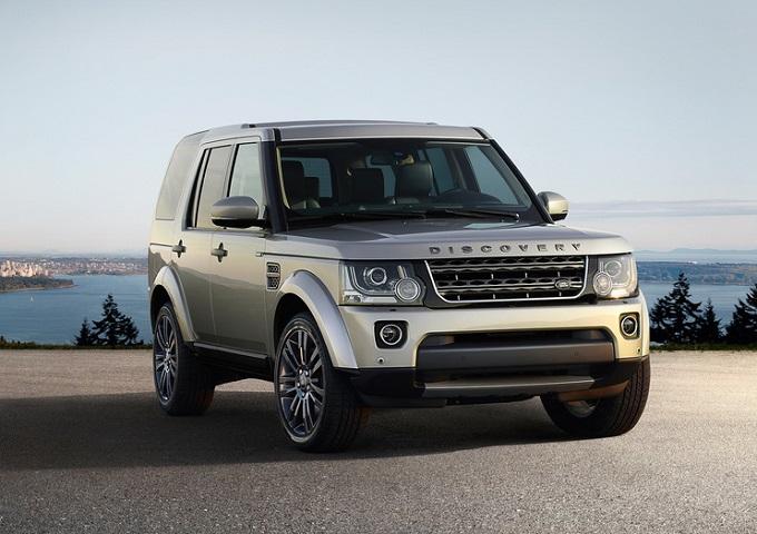 Land Rover Discovery Landmark e Graphite