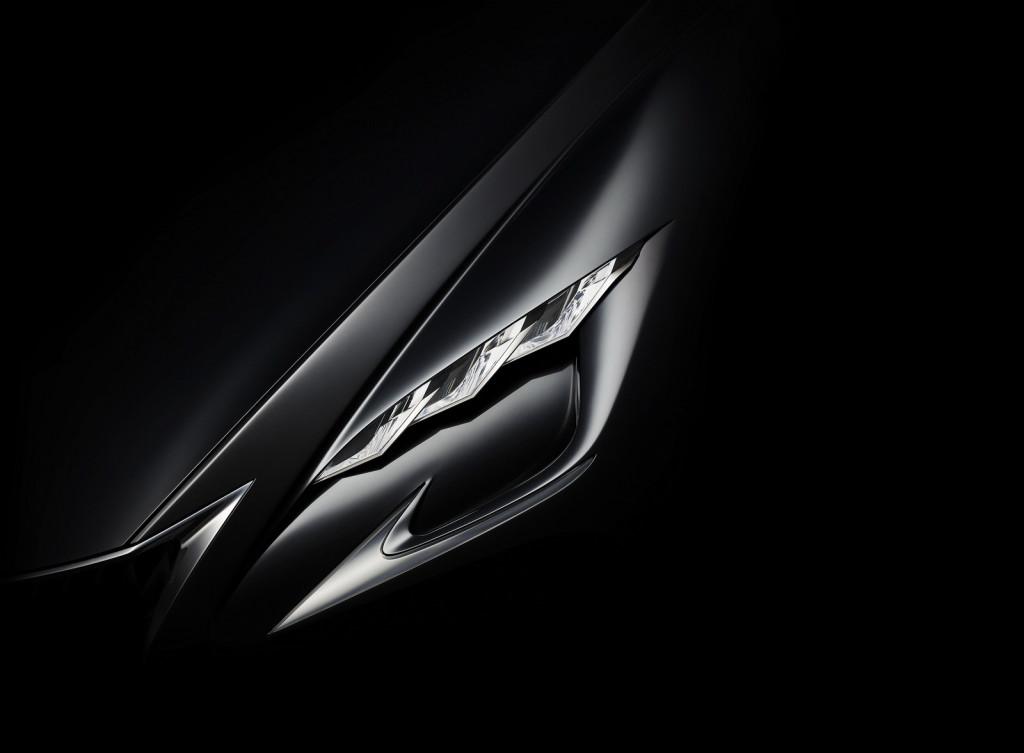 Lexus, una nuova concept car sta per arrivare al Salone di Tokyo 2015 [TEASER]