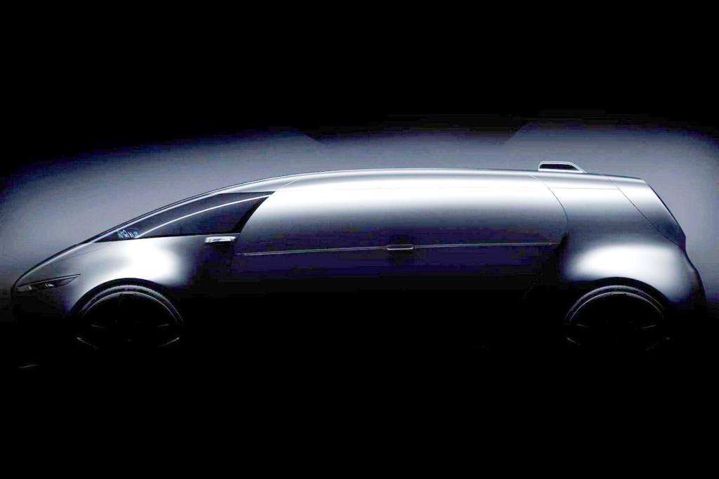 Salone di Tokyo 2015: Mercedes presenta un concept minivan a guida autonoma [TEASER]