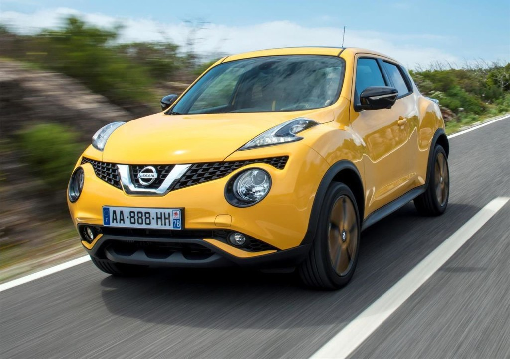 nissan juke n connecta nuovo allestimento per il crossover compatto foto. Black Bedroom Furniture Sets. Home Design Ideas