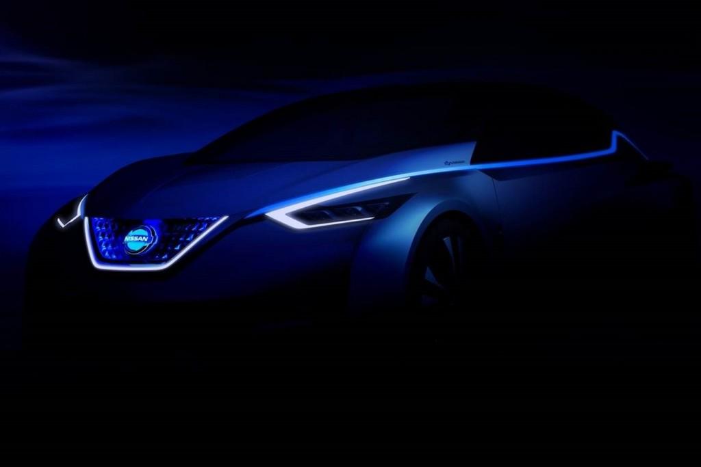 Nissan, ecco il TEASER del nuovo concept che debutta al Salone di Tokyo 2015