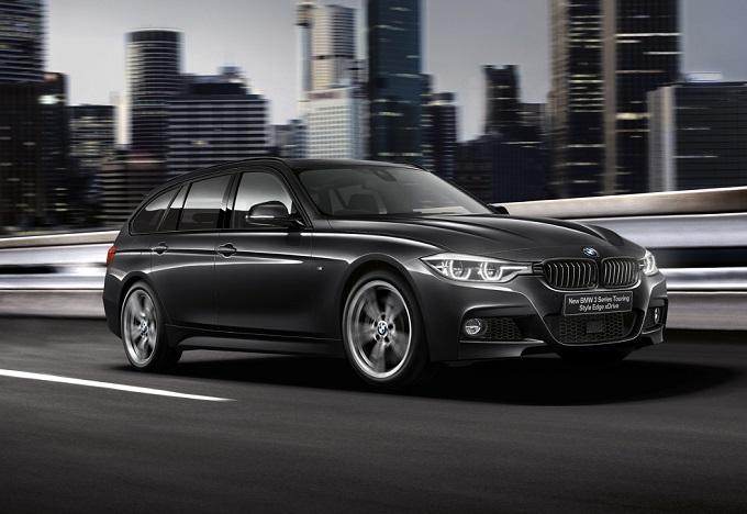Nuova BMW Serie 3 Touring Style Edge Edition: solo per il Giappone arriva un'edizione speciale