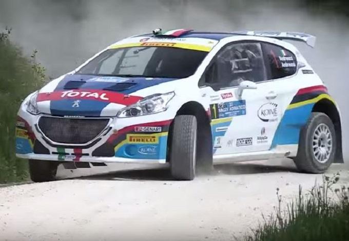 Peugeot 208 T16, è lei la regina del Rally: il Leone è ancora campione italiano [VIDEO]