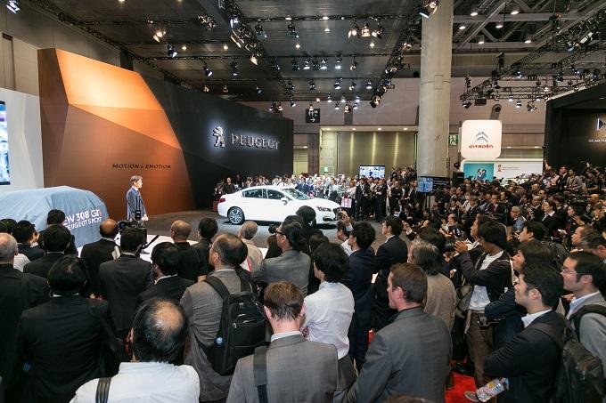 Peugeot: al Salone di Tokyo 2015 con tre grandi lanci