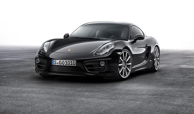 Porsche Cayman Black Edition: il fascino oscuro della sportività