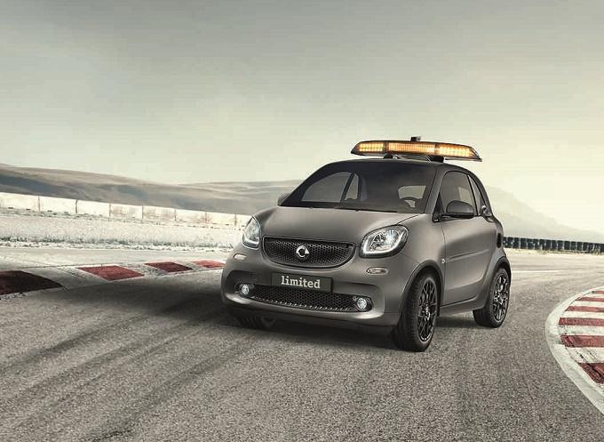 Smart ForTwo Limited 1 e Limited 2: due instant classic pronte a conquistare l'Italia
