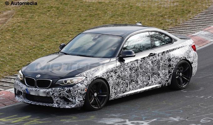 BMW M2 Coupé: atteso il debutto sul web entro le prossime ore