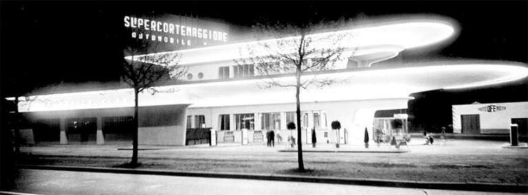 Lapo elkann a milano per il progetto garage italia costums - Garage italia customs piazzale accursio ...