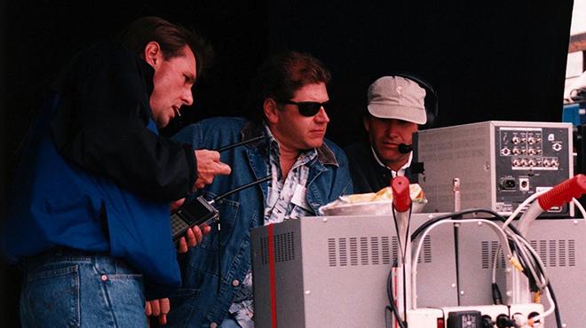 Robert Zemeckis nel 1997 (Wikimedia Commons)