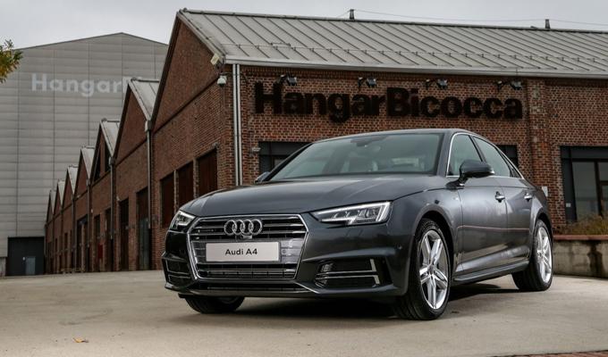 Audi A4 E A4 Avant My 2016 Esempi Di Design Accorpati All