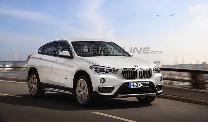 BMW X2: il prossimo crossover dell'Elica sarà così? [RENDERING]