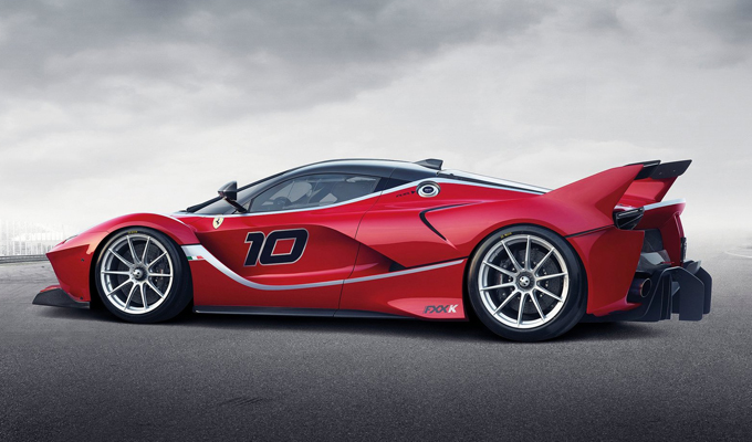 Ferrari FXX K: una potenza infuocata alle Finali Mondiali Ferrari 2015 [VIDEO]
