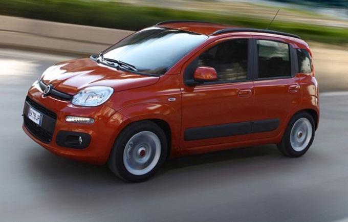 Immatricolazioni auto, Fiat Panda la più venduta di ottobre 2015