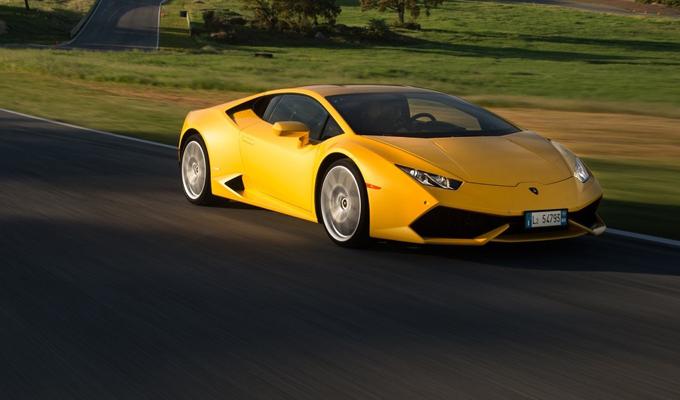 Lamborghini Huracán: attesa a Los Angeles una variante a trazione posteriore?