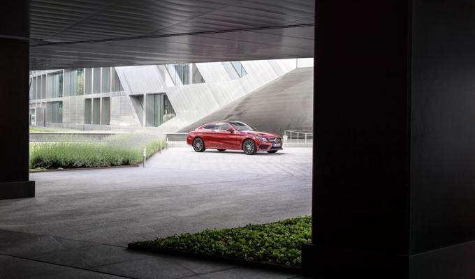 Mercedes-Benz Classe C Coupe