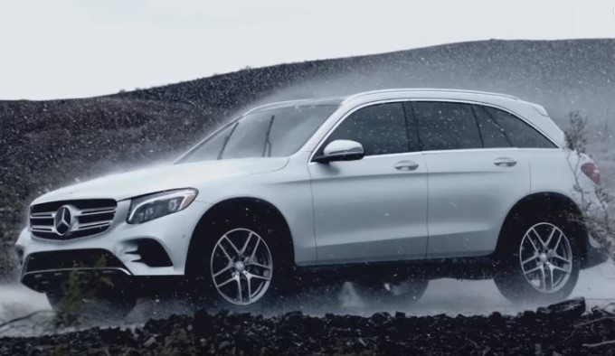 Mercedes GLC, viaggio a bordo del nuovo ed elegante crossover della Stella [VIDEO]