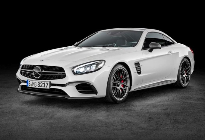 Mercedes SL MY 2016
